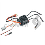 Waterproof 37017 Brushless ESC  03307 60A 2-3S Fit  HSP 1:10 RC Truck Buggy