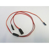 Y Cable Y Servo Lead Wire JR 60 CM Length ARF rc plane