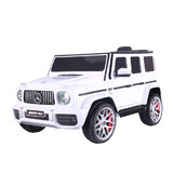 Licensed Mercedes Benz G63 Kids Ride On Car With Remote Controller White