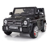 Licensed Mercedes Benz AMG G65 Kids Ride on Car With 2.4g remote controller black