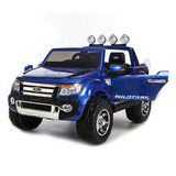 Licensed Ford Ranger Blue Electric Kids Ride On Car -Truck Battery With 2.4G Remote