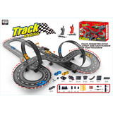 BSQ Scale Electric Track Racing Slot Cars Sets 588-20