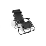 Zero Gravity Recliner Reclining Lounge Folding Outdoor Camping Chair