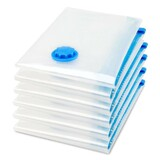 6PCS 80x110cm Space Saver Organizer Vacuum Storage Bags