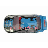 1:10 HBX Mitsubishi Lancer RC CAR Body Shell Blue Color