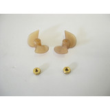 One Pair Of Propellers For Rc Racing Boats 2011-01