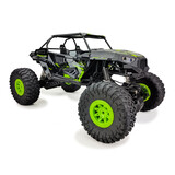 2.4G 1 10 Scale RC Monster 4wd rc truck Electric WL toys 10428-E 4WD rock climbing truck