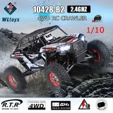 New Wltoys Rc Car Rtr 10428-B2 1/10 2.4G 4Wd Crawler Off-Road Buggy
